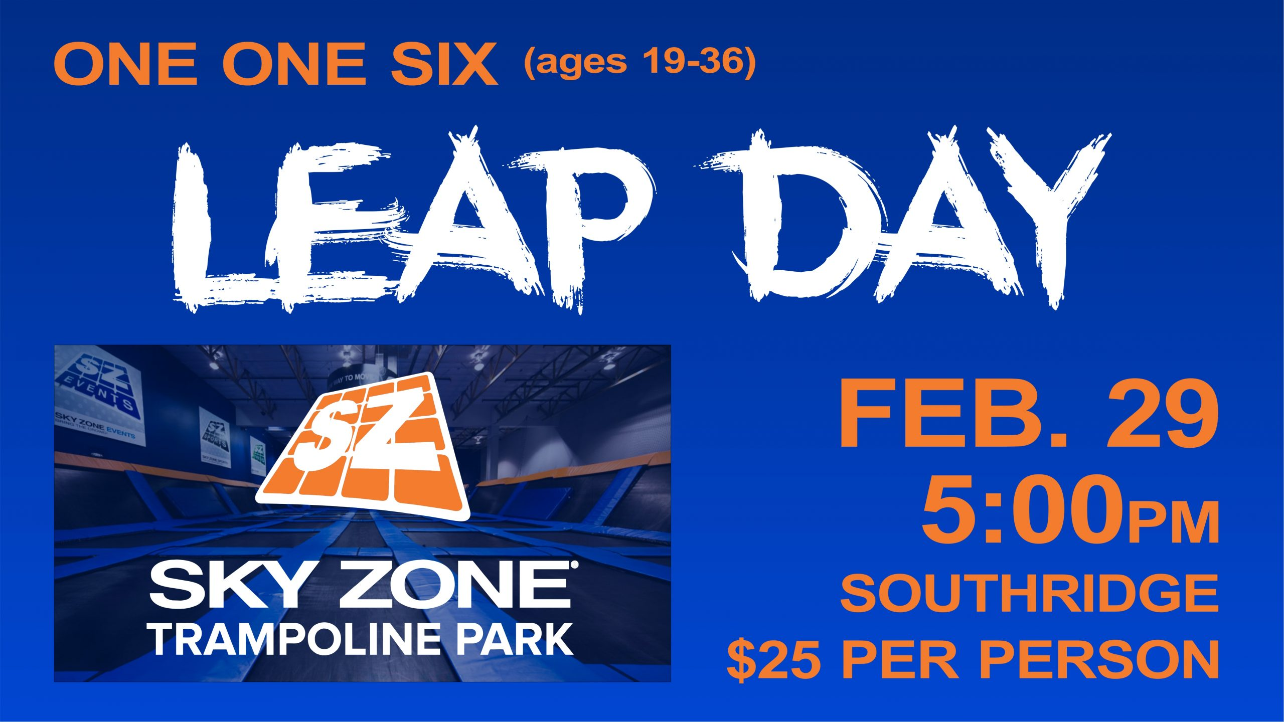 One One Six Leap Day 2020_SLIDE