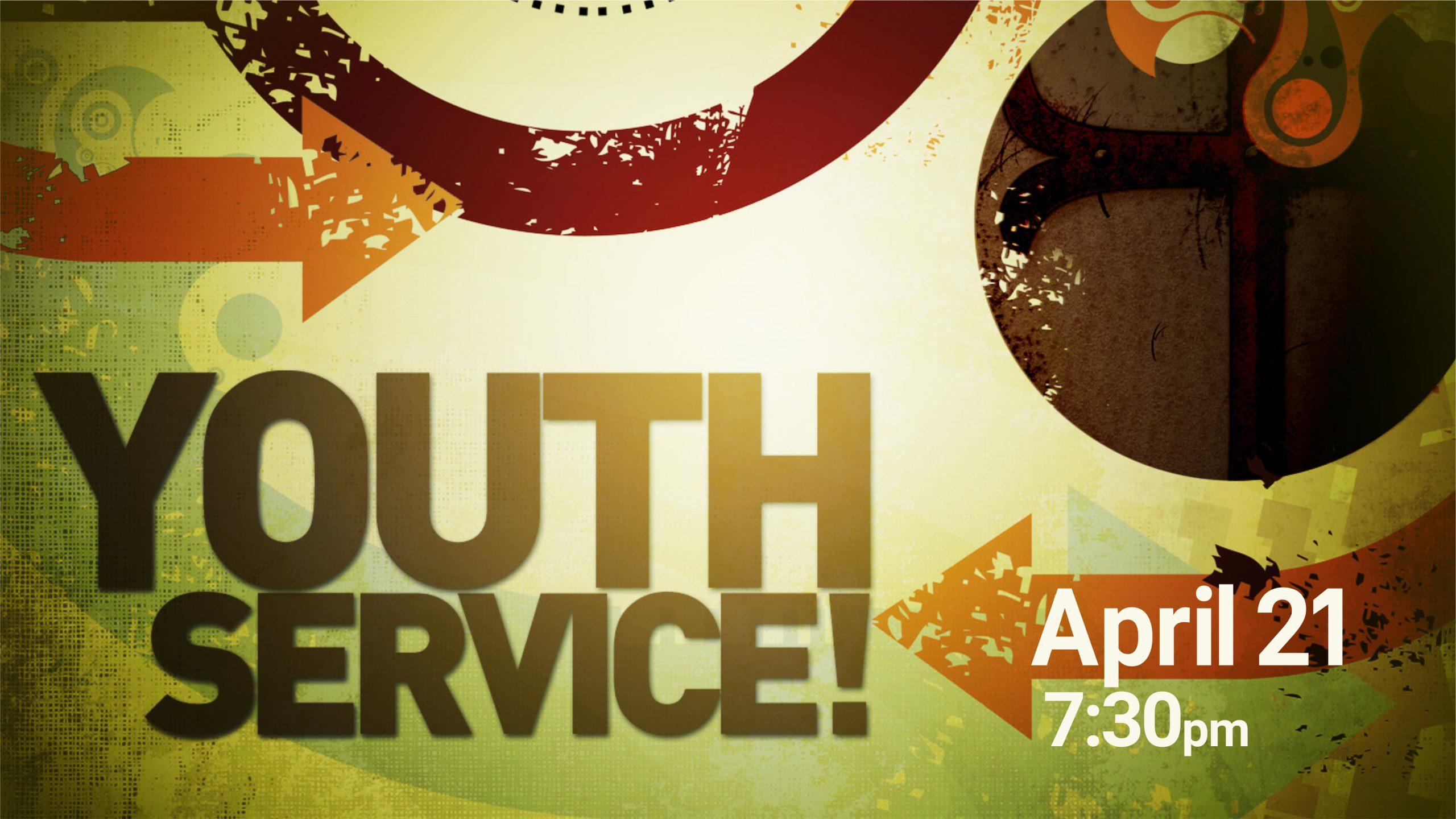 Youth Service_SLIDE