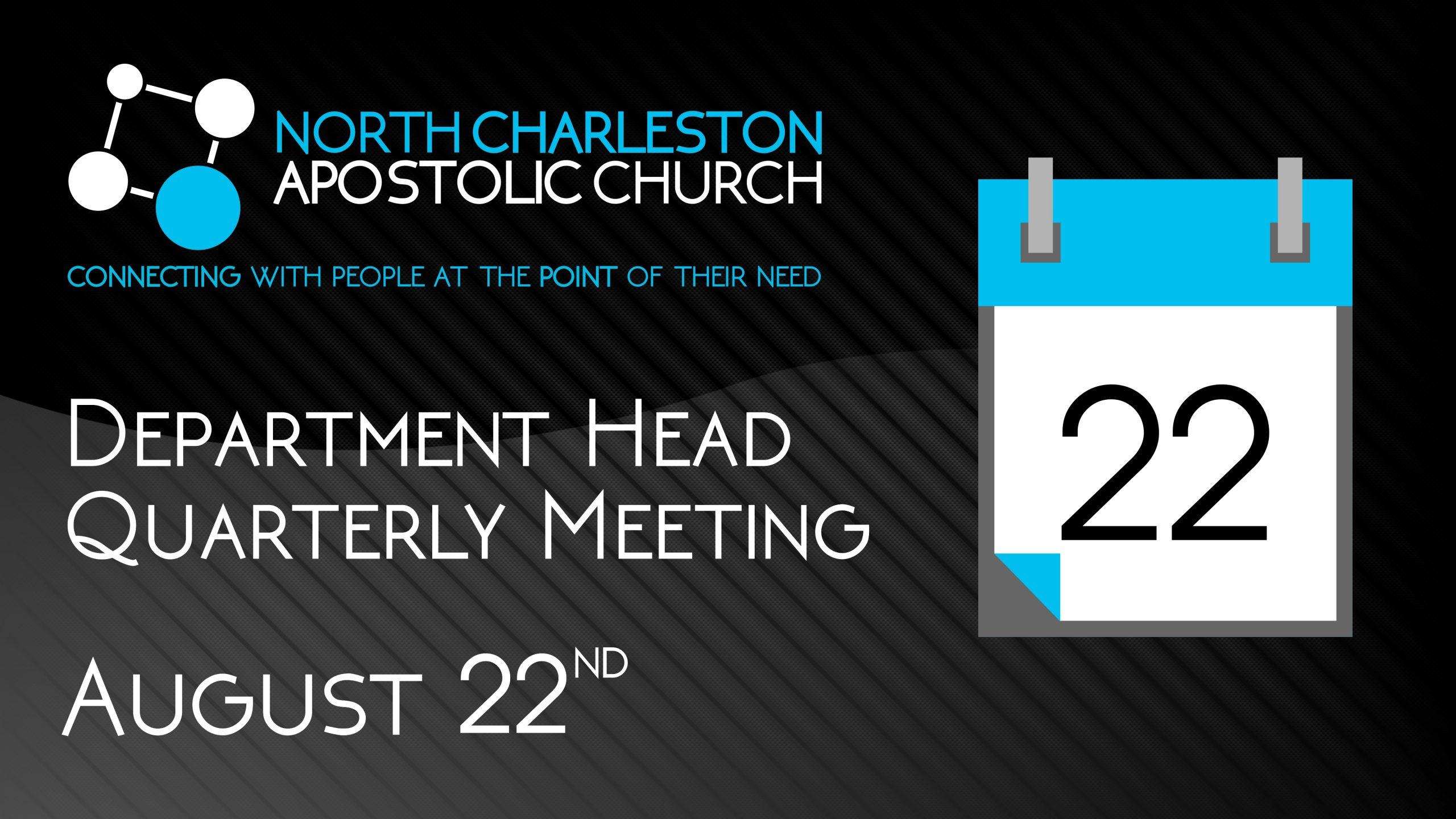 Department Head Quarterly Meeting_SLIDE